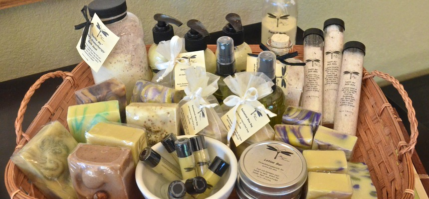 Mystic Moments Soaps & Lotions